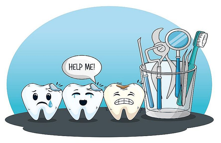 Tooth Cavity Prevention