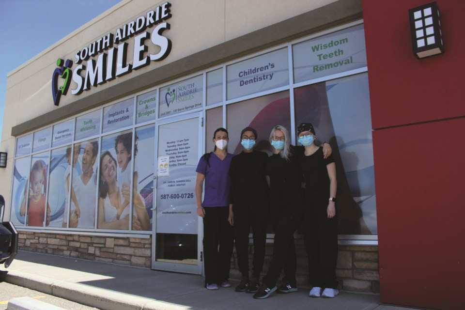 Dentists in Airdrie